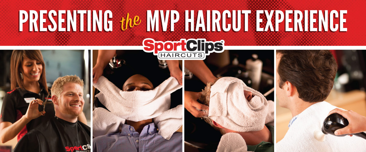 The Sport Clips Haircuts of Thornton MVP Haircut Experience
